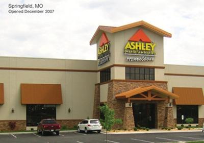 Ashley Homestore 1715 E Independence St Springfield Mo 65804 Yp Com
