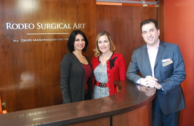 Rodeo Surgical Art by Dr. David Mashhadian - Beverly Hills, CA