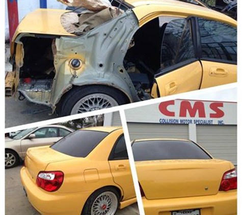 Collision Motor Specialist Inc. - Houston, TX