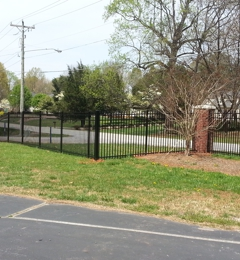 Lone Wolf Fence Corp - Summerfield, NC