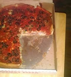 Pizza Papalis - Detroit, MI