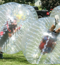 TC Bubble Soccer - Traverse City, MI