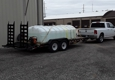 Steve's Water Hauling for Swimming Pools - Greenview, IL. Equipment