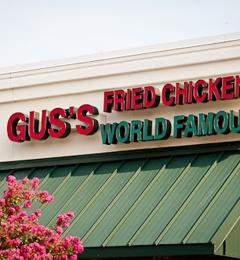 Gus's World Famous Fried Chicken - Memphis, TN