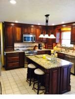Customer completedCherry kitchen