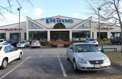 Prime Buick Gmc >> Prime Buick Gmc 1845 Washington St Hanover Ma 02339 Yp Com