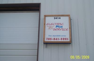 Electric Plus Service - Lawrence, KS