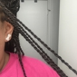 Diva's African Hair Braiding - San Antonio, TX. Amy's work