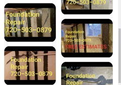 House Leveling and Foundation Repair - Denver, CO. Foundation Repair #FoundationRepair  https://houselevelingandfoundationrepair.com/