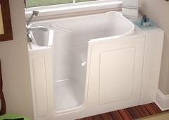 EZ Baths Walk In Tubs & Showers