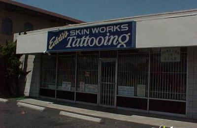 Eddie's Skinworks Tattooing - Santa Clara, CA