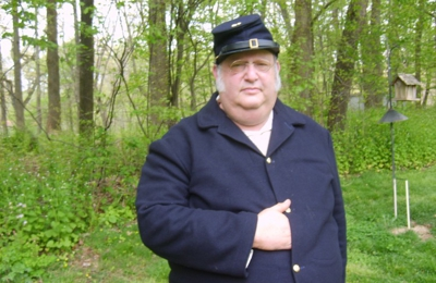 Valley Storage Akron - Akron, OH. Private Kovacevich 29th Ohio Infantry  reenactors