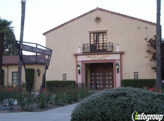 El Monte Community Center - El Monte, CA