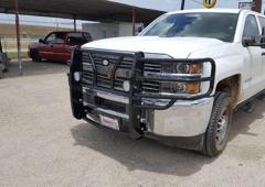 Jesse Uresti Camper Sales - Von Ormy, TX. Gage Grill Guard with ACI Lights