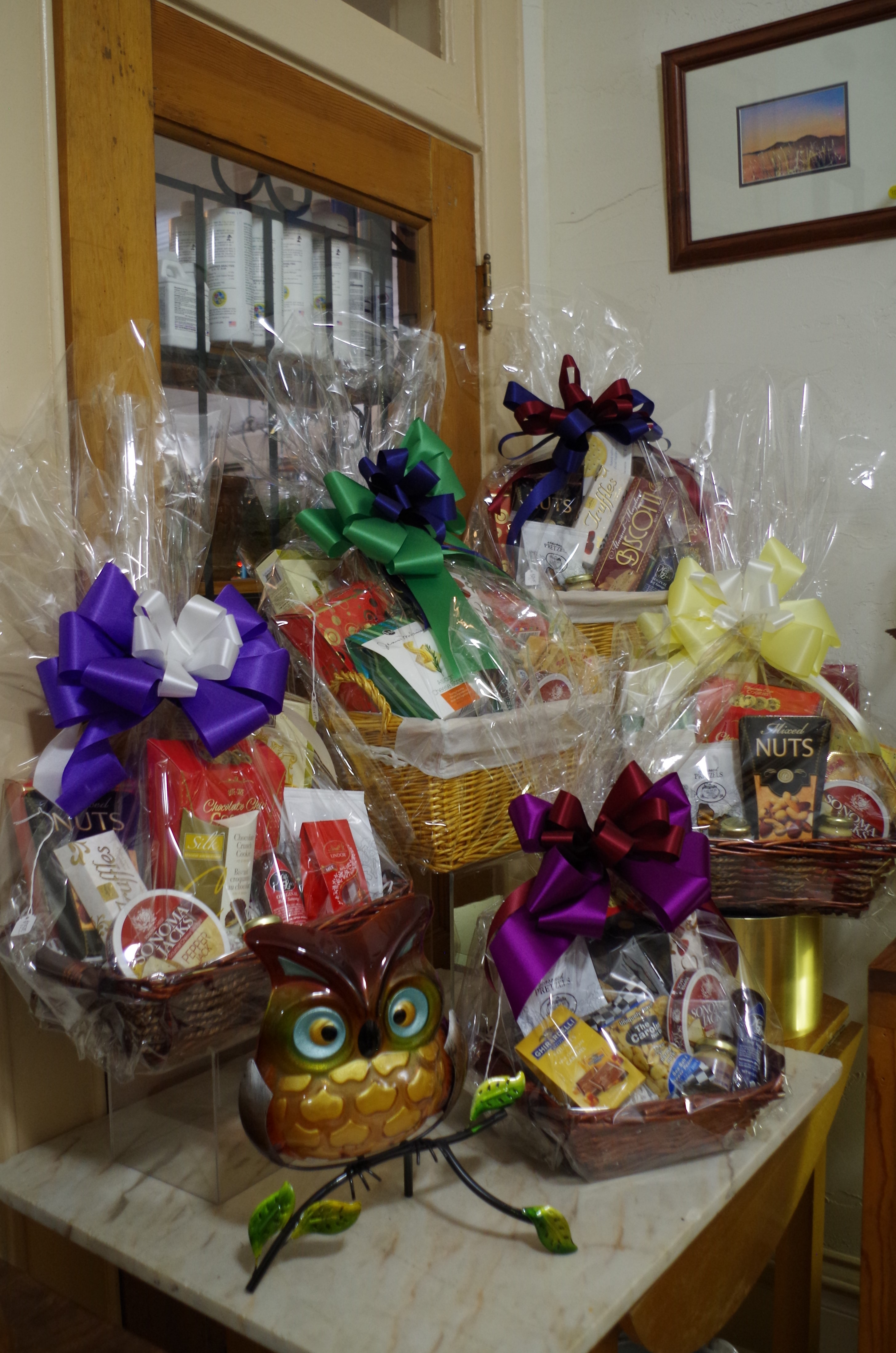 The Basket Case (Gift Baskets by