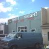 White Knight Safe & Lock