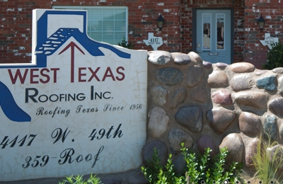 West Texas Roofing - Amarillo, TX
