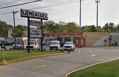 U-Haul Moving & Storage at Michigan Rd - Indianapolis, IN