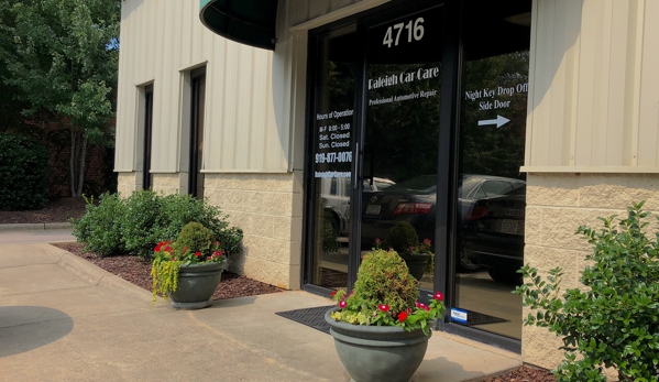 Raleigh Car Care - Raleigh, NC