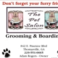 The Pet Salon - Thomasville, GA