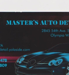 Masters auto detail 2845 54th ave sw olympia wa 98512 yp masters auto detail olympia wa solutioingenieria Choice Image