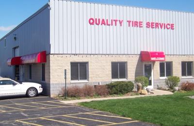 Quality Tire Service - Johnsburg, IL