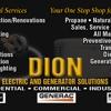 Dion Generator Solutions, Inc.