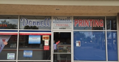 Donnell Printing - Lancaster, CA