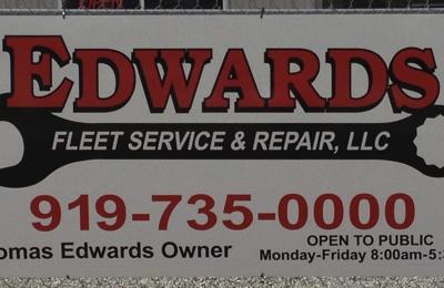 Edwards Fleet Service & Repair - Goldsboro, NC