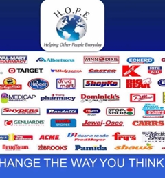 hope rx discount prescription savings cards meraux la - Prescription Discount Card Reviews
