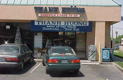 Thanh Huong Sandwich - San Jose, CA