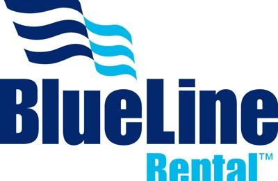 BlueLine Rental - Concord, NC