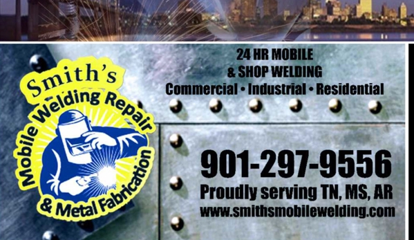 smiths mobile welding - Memphis, TN