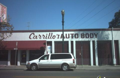 Carrillos Auto Body - San Diego, CA