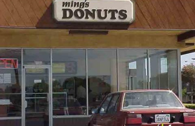 Ming's Donuts - San Leandro, CA