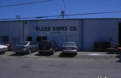 Allied Ropes - Brisbane, CA