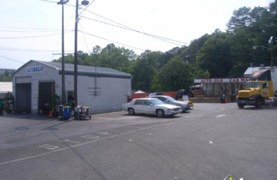 Kong's Body Shop - Atlanta, GA