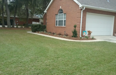 RH Enterprises of North Florida Inc - Tallahassee, FL. Landscape Renovation