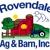 ROVENDALE AG & BARN, INC.