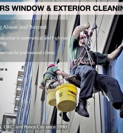 window cleaning tulsa commercial window landers window exterior cleaning inc tulsa ok with over 25 years 11111 56th st ok
