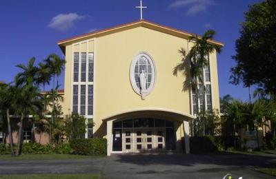 St James Catholic Church - North Miami, FL
