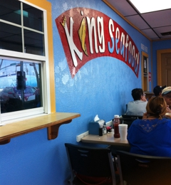 King Seafood - Corpus Christi, TX