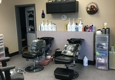 Mary's Hairstyling - Soldotna, AK. Hair washing stations