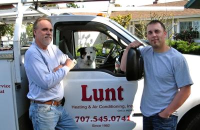 Lunt Heating & Air Conditioning Inc. - Santa Rosa, CA