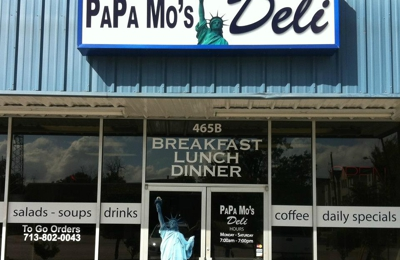 Papa Mo's Deli - Houston, TX