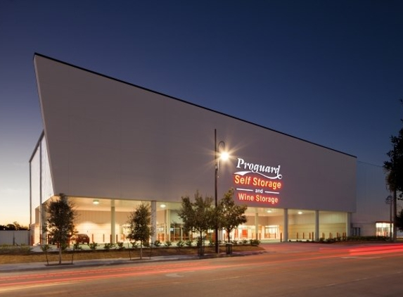 Proguard Self Storage - Houston, TX