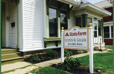 Justin Giger - State Farm Insurance Agent - Westerville, OH