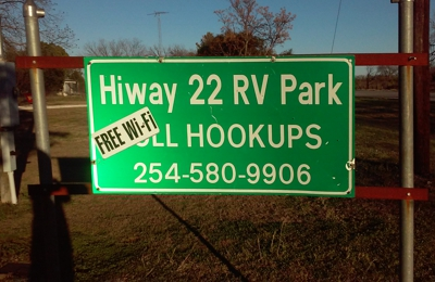 Hwy 22 RV Park - Hillsboro, TX