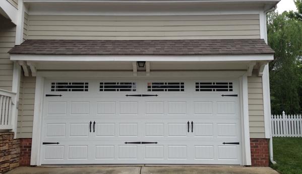 Clarks Garage Door Repair - Los Angeles, CA. New Carriage Door