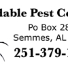 Affordable Pest Control